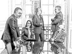 Enthémis, l'entreprise au centre des préoccupations de ses avocats