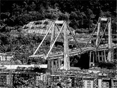 Ponte Morandi - Genova