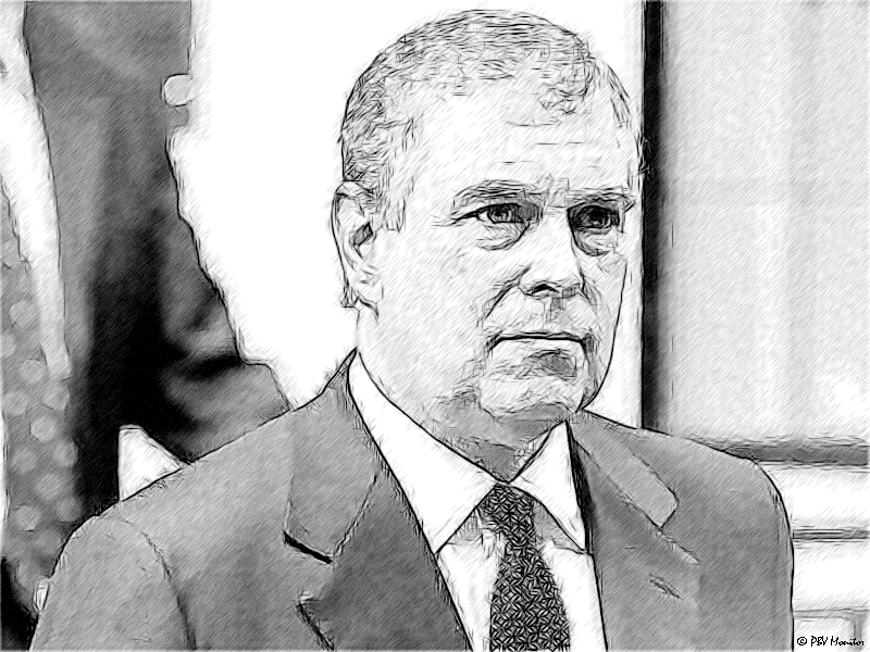 The judgment of Prince Andrew