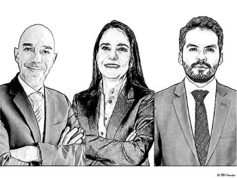 SOLCARGO strengthens its presence in Mexico with the hires of Partners Jorge A. Labastida Martinez, Cecilia Curiel Piña and Carlos del Razo Ochoa