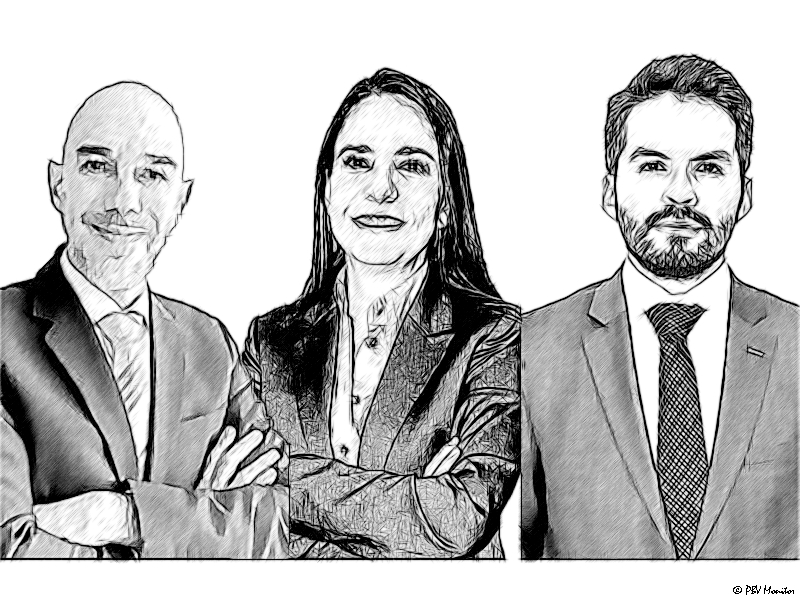 SOLCARGO strengthens its presence in Mexico with the hires of Partners Jorge A. Labastida Martinez, Cecilia Curiel Piña and Carlos del Razo Ochoa
