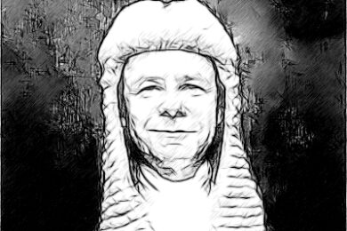 Barrister, QC, judge, alcoholic…and a brave man